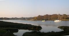 Beaulieu River (Worthing Wanderer) Tags: coast walk solent buoyant