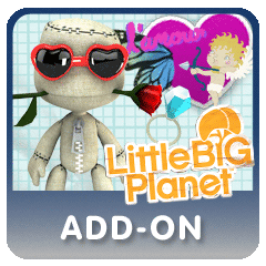 LittleBigPlanet Add-On Valentines Day Mini Pack