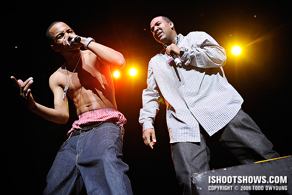 T.I. @ the Chaifetz Arena -- 2008.02.19