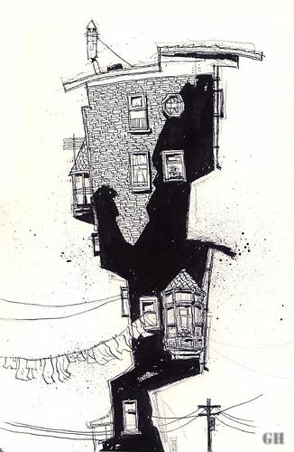 Brick by Gordon Hammond