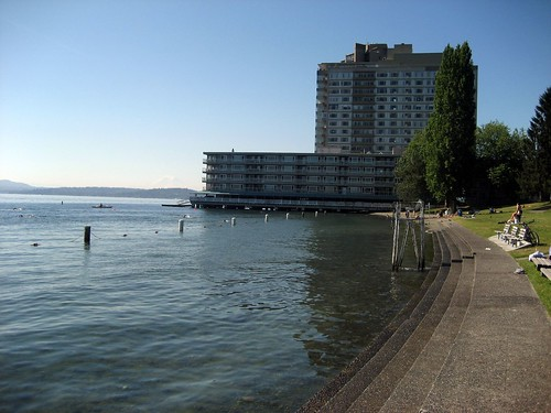 Madison Beach - Lake Washington