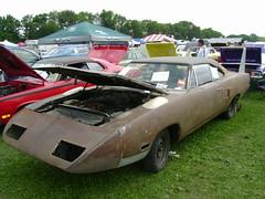 1970 Plymouth Road Runner Superbird (splattergraphics) Tags: plymouth 1970 mopar carlisle carshow roadrunner superbird bbody wingcar carlisleallchryslernationals