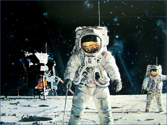 McCall, First Men on the Moon