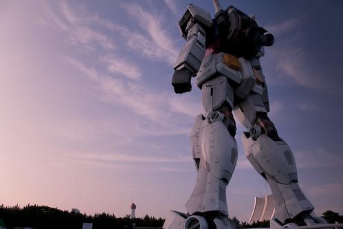 1/1 Scale Gundam, Odaiba