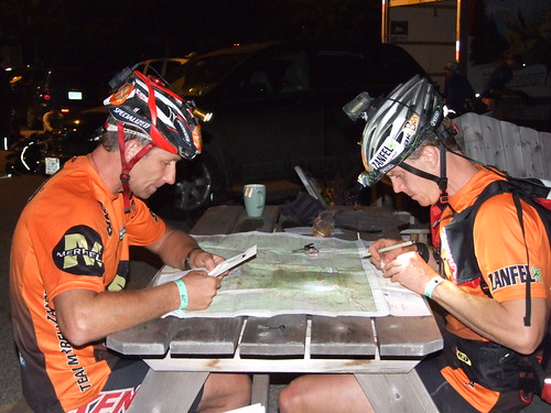 Team Merrel at Untamed New England 2009