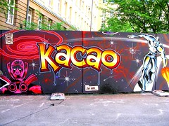 KACAO77 / SILVER SURFER WALL (KACAO77 UNIVERSES) Tags: kacao77 kacao 77 seventyseven novax nova x crew berlin germany europe graffiti writing writer artist original art comic hero heroes superhero superheroes style styles letter letters character characters handstyle handstyles 2009 universes universe paint piece pieces silver surfer marvel comics group space galaxy planet planets science fiction cosmic power