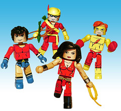 """Teen Titans Set • <a style=""""font-size:0.8em;"""" href=""""http://www.flickr.com/photos/7878415@N07/3787354777/"""" target=""""_blank"""">View on Flickr</a>"""