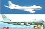 Un mystérieux avion blanc au-dessus de la Maison-Blanche le 11 Septembre thumbnail
