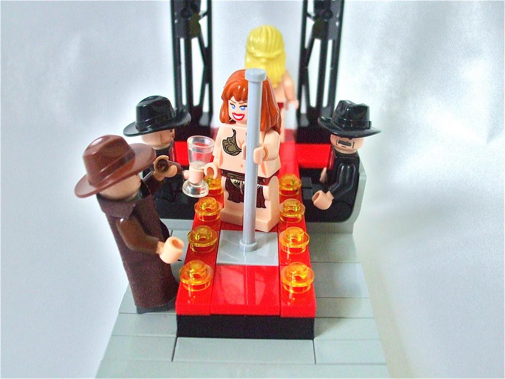 Lego Mafia's Night Out