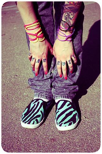 My tattoos. by Roksana Laos. It's my tattooos.. i like this pic,and u??