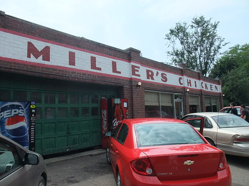 Miller's Chicken in Athens, OH