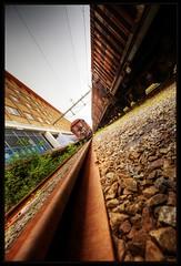 Vrtahamnen (Kaj Bjurman) Tags: eos sweden stockholm rail railway trains 5d sverige hdr kaj mkii markii cs4 tg photomatix vrtahamnen spr bjurman