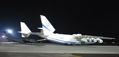 An-225 Myria back with new paint! (Peter Brown 130J_TCM) Tags: force aviation air iii wing 8 canadian cargo c17 globemaster airlines cf forces trenton 225 antonov cfb myria an225 cytr cc177