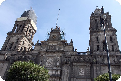 zocolo-Mexico city by you.