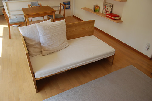 minimalist sofa | Lullatone