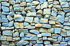Walls/T (Andreas Constantinou Photography) Tags: blue mountains yellow wall village stones cyprus lefkara cavafy theperfectphotographer   andreasconstantinou  lefkaravillage