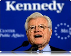 Sen Ted Kennedy