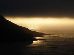 Sunrise in Hov, Suðuroy, Faroe Islands, Føroyar