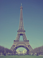 Eiffel Tower Sessions