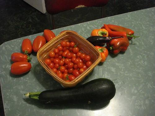 Harvest, 8/27/09