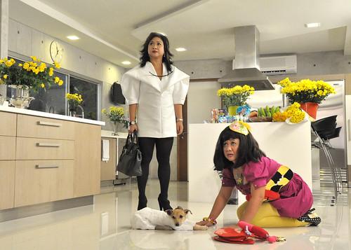 Kimmy and Dora