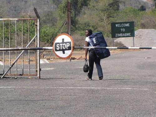 Zimbabwe Border
