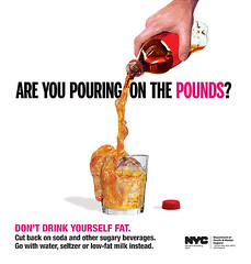 don't drink yourself fat--coke