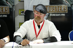 Jamie Hyneman of Mythbusters PICT8943