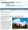 My Photo on 2009.08.30 The Washington Post (olvwu | 莫方) Tags: usa ga georgia newspaper report cumberlandisland jungpangwu oliverwu oliverjpwu thelongweekend olvwu travelsection jungpang 20090824 aug242009 hewashingtonpost