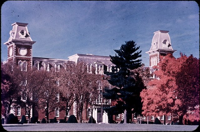 Old Main_ca. 1962