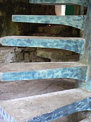 escalier bleu las pozas.jpg