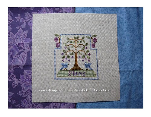 Little House Needleworks - Plums