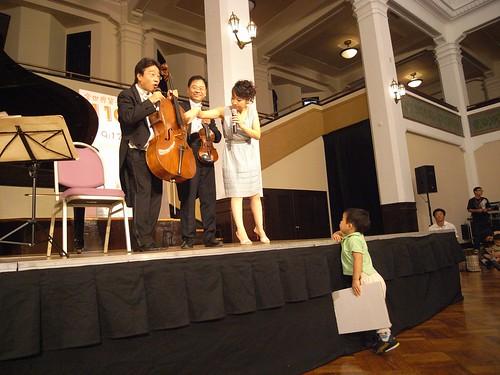 你拍攝的 6大小提琴與這樣的孩子。