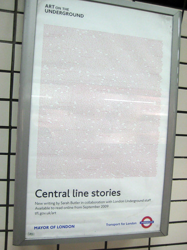 Central Line Stories