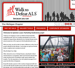 Help Us Support the ALS Association