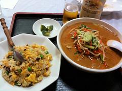 (shimashimaneko) Tags: japan foods ramen niigata  nagaoka chahan