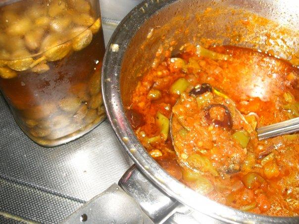 puttanesca sauce capers