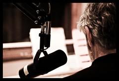Tommy Hollywood - KBOO (Anni Becker) Tags: portland portlandor picnik radiostation kboo communityradio