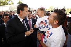 Rajoy en Garoña