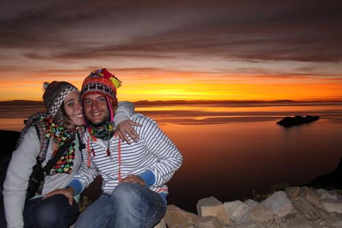 Bolovia: Isla del Sol