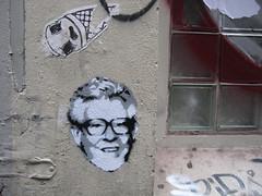 MORE ROLF (Chip1977) Tags: graffiti stencil melbourne rolf chip harris