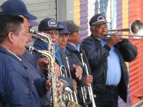 Ecuador-music