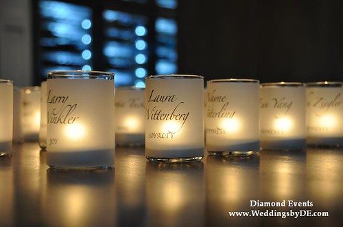 Votive Placecards