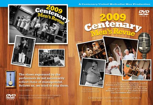 cumcmenrevue dvd cover