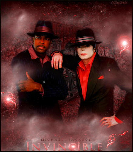 Michael Jackson - Invincible by TheLean.