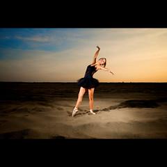 (Marcin Sowa) Tags: shadow sky ballet project dance nikon ballerina desert flash sigma explore flashlight 1020mm krakw cracow frontpage speedlight cls pw balet d300 krakoff strobist strobists sb900 danceproject ex580ii