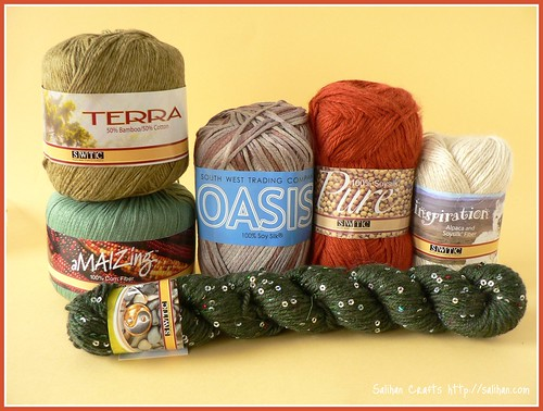 Earth Yarn Pack