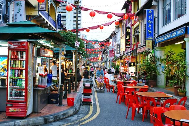 Resultado de imagem para chinatown singapore