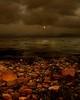 Hey Bob................ (BoboftheGlen) Tags: sea moon coast scotland shore sound arran kintyre machrie kilbrannan