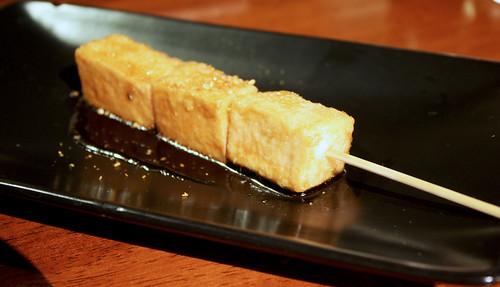 Kushiage Tofu
